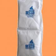 dây gói bột hút ẩm 4 túi