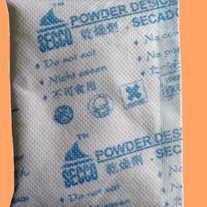 gói bột Cacl2 hút ẩm 25 gram