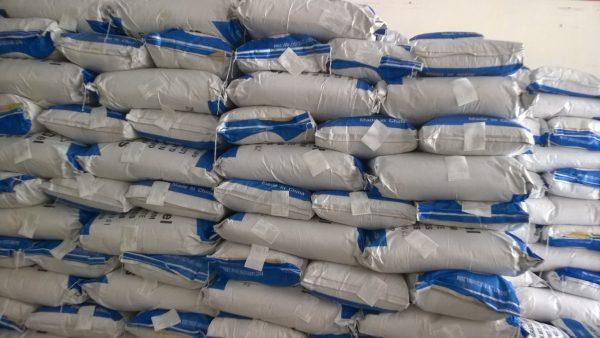 Hạt hút ẩm silicagel xanh (1)