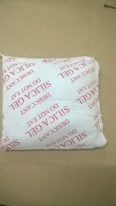 Gói hút ẩm silicagel 100 gram