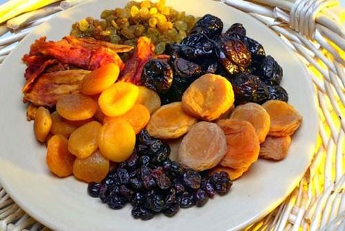 Gói hút oxy cho trái cây sấy các loại