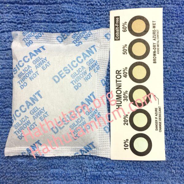Gói hút ấm silica gel do công ty tnhh Nano Dry sản xuất